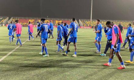 CAN football U20 : La Centrafrique entre en complétion sur une note d'espoir