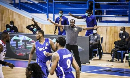 Centrafrique : Afro-Basket, les fauves s'approchent de la qualification