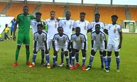 Centrafrique : Les Fauves U20 à destination de Nouakchott pour la CAN
