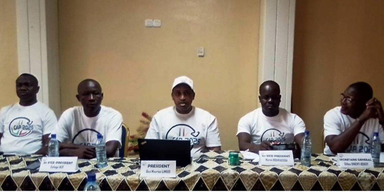 Centrafrique : Course à la présidence de FCAB, le CAP 2025 de Guy Maurice LIMBIO présente sa vision en 10 points