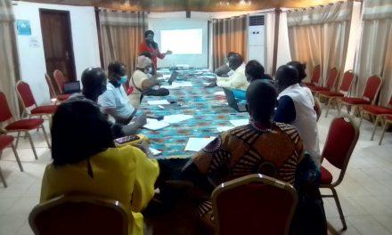 Centrafrique : Le PAM renforce la capacité de ses partenaires sur les opérations de nutrition