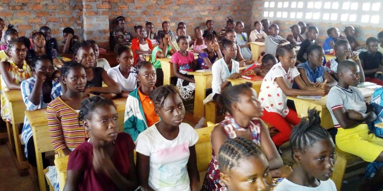 Centrafrique : L'appui de l'UE à travers l'Unicef pour l'éducation entre 2015-2020
