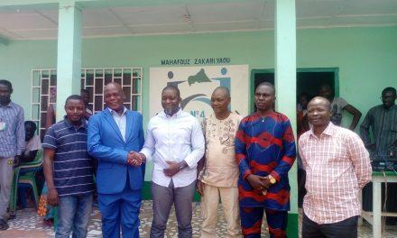 Centrafrique : Huit candidats aux législatives du 3e 1 apportent leur soutien à Mahofouz Zakari-Yaou
