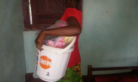 Centrafrique : Survivante de viol, elle veut défendre les droits de la femme