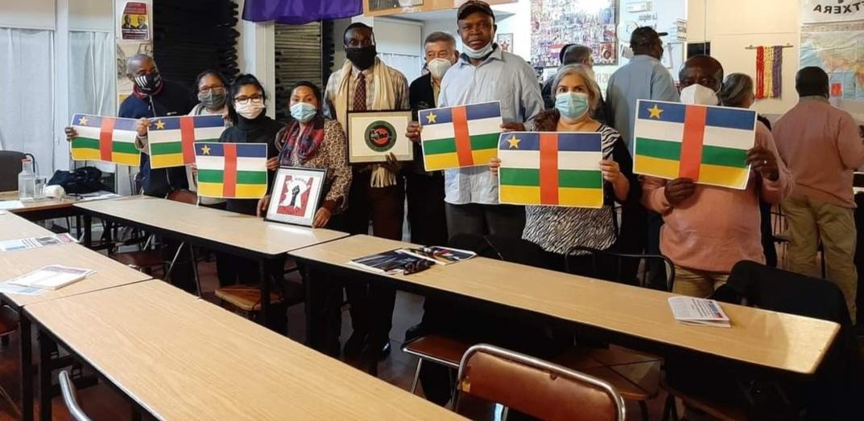 La 6e région de l'Union Africaine en Espagne adresse ses félicitations au président Touadera