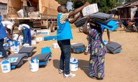Centrafrique : Le HCR vole au secours des déplacés de Bouar