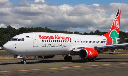 Centrafrique : Un vol Kenya Airways cloué au sol à Bangui suite à la découverte d'un cas  de Covid-19