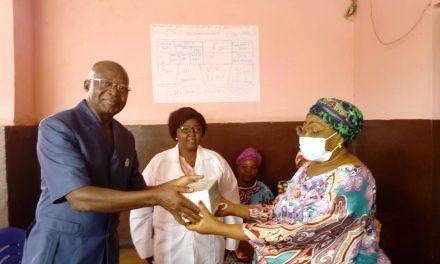 Centrafrique : Un don en médicament pour l'hôpital de Yépélé à Bangui