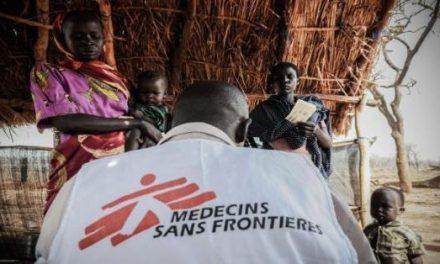 Centrafrique : Un hôpital endommagé par les combats à Bambari
