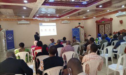 Centrafrique : Présentation du nouvel instrument de  l'Union Européenne à la société civile