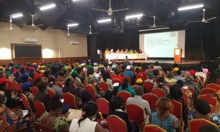 Une conférence à Bangui sur « l'avenir de la Centrafrique s'écrit au féminin »