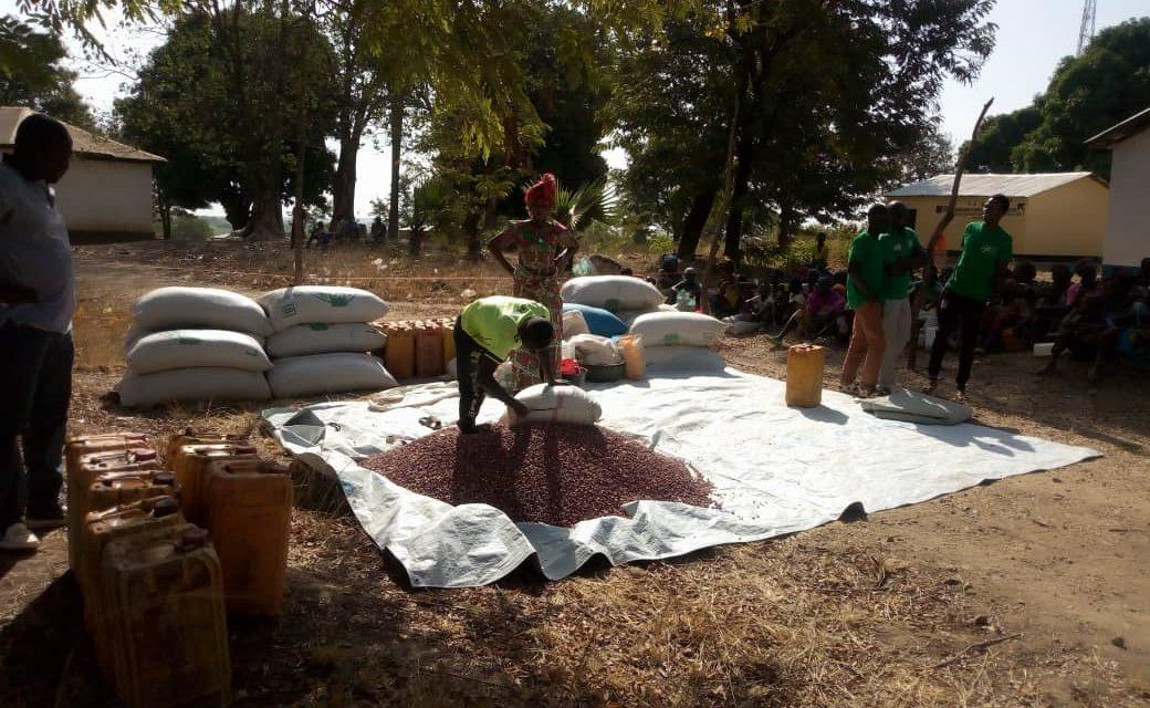 Centrafrique : L'ONG I3D assiste les personnes déplacées de Bocaranga