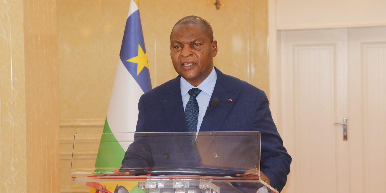 Centrafrique : Le président Touadera annonce la concertation nationale