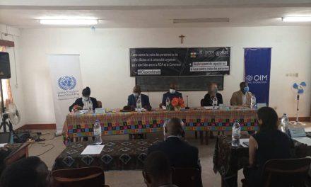 Des journalistes impliqués dans lutte contre la traite des personnes en Centrafrique