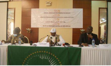 Centrafrique : La mission d'observation de l'UA donne quitus aux élections législatives du 14 Mars