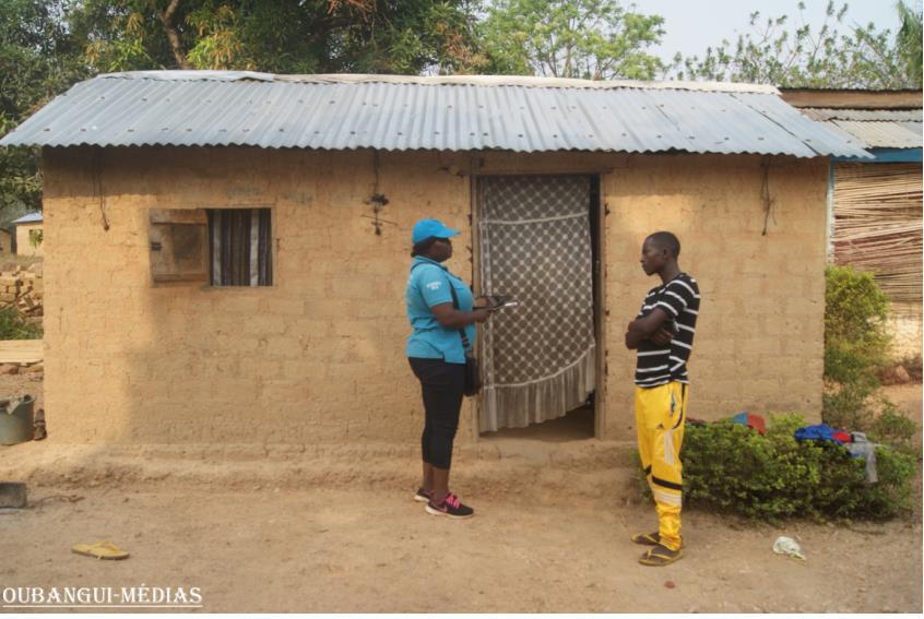 Centrafrique : L'ICASEES procède à la cartographie censitaire en prélude du recensement général de la population