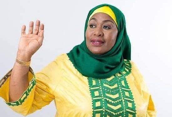La Tanzanie aura désormais une femme présidente