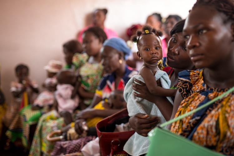 Centrafrique : Le Japon octroie à l'Unicef plus de 673 millions de FCFA pour la santé et la protection des enfants