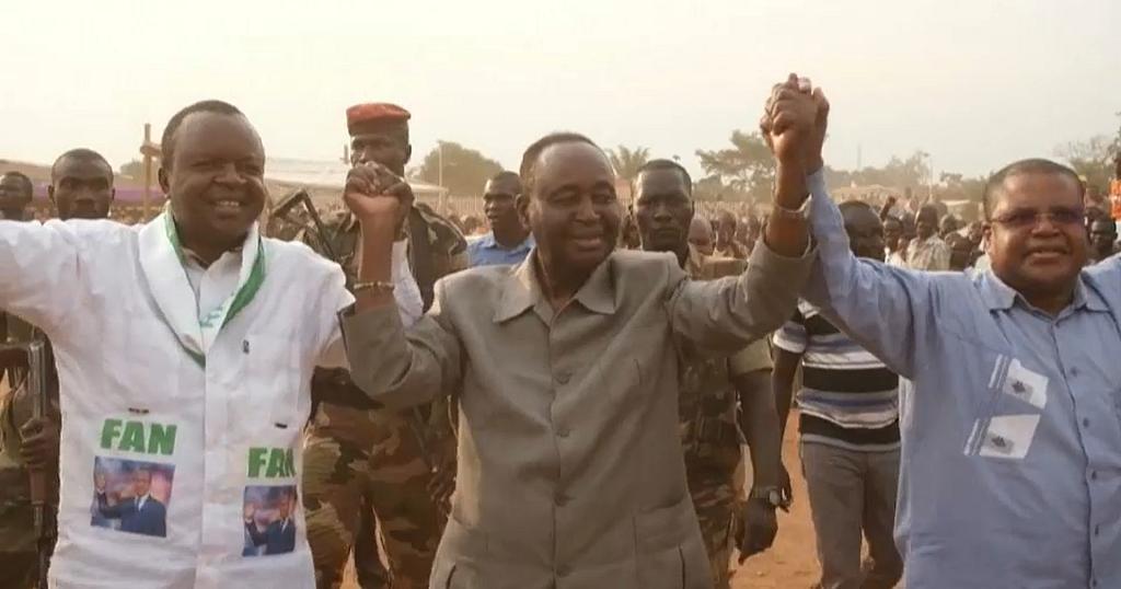 Centrafrique : Alexandre Nguendet claque la porte de la COD-20