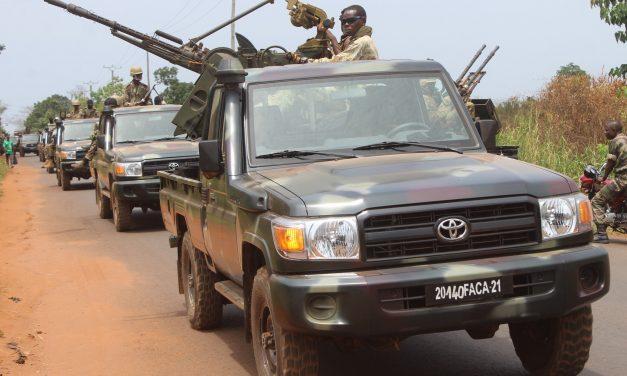 Centrafrique : L'armée renforce les dispositifs à la frontière avec le Tchad