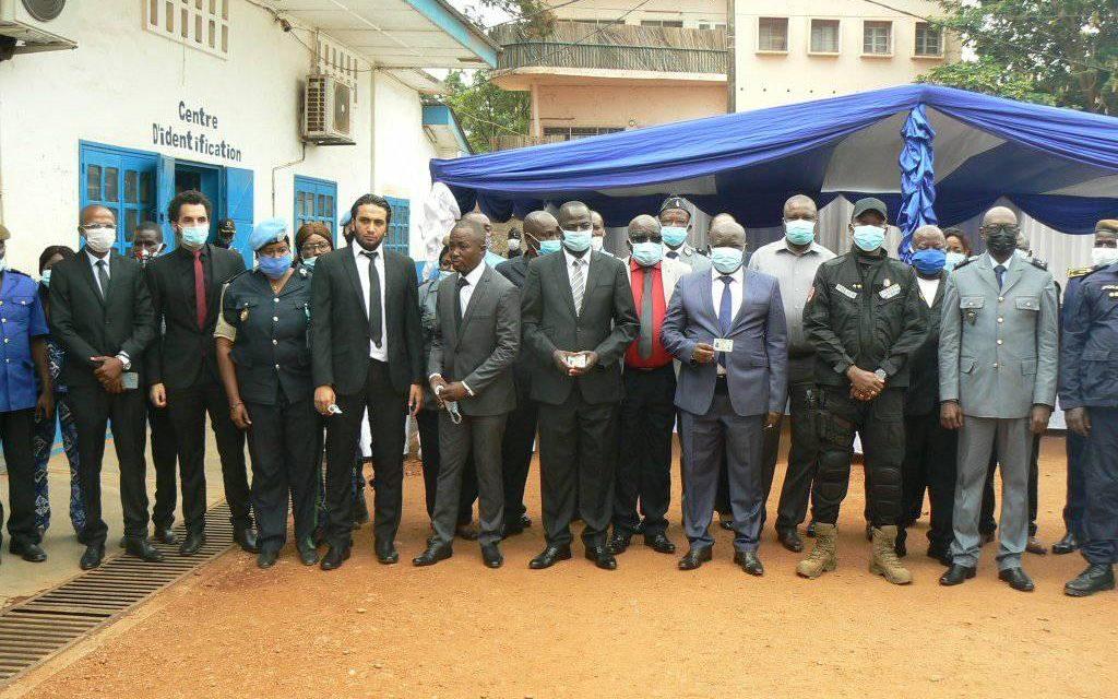 Centrafrique : Reprise de la délivrance de la CNI