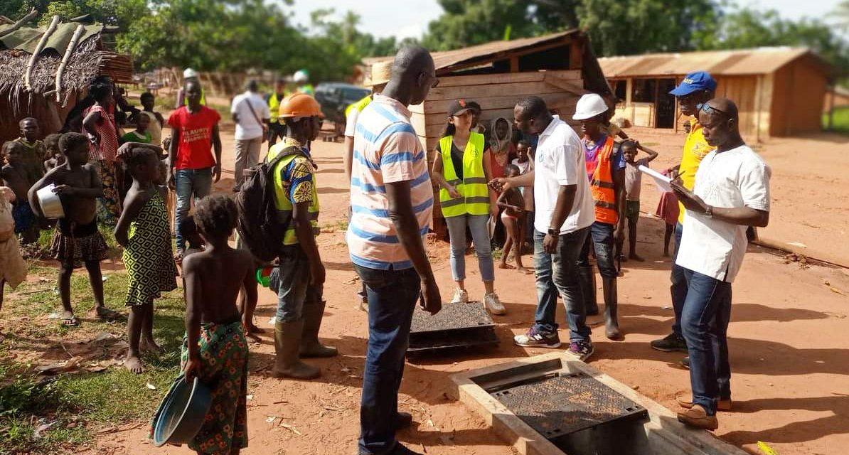 Centrafrique: Première réception technique provisoire des travaux de la fibre optique à Berberati
