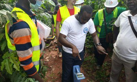 Centrafrique : Réception provisoire des travaux de la fibre optique sur l'axe Berberati-Yamando
