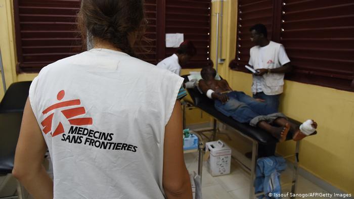 Journée mondiale de la santé : retour de MSF sur l'année 2020
