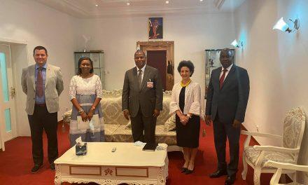 Fin de la visite de la directrice adjointe du Bureau régional du HCR pour l'Afrique de l'Ouest et centrale en Centrafrique