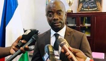 Vrai, l'ancien ministre centrafricain Régis Lionel Dounda est en garde à vue