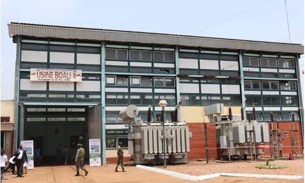 RCA-RDC : La BAD finance la réhabilitation de la centrale hydroélectrique de Boali