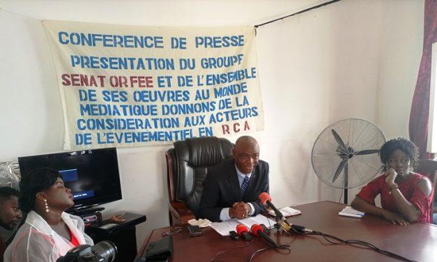 Centrafrique : Senat Orfée veut nouer un partenariat avec des animateurs radios et DJ