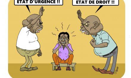 Etat d'urgence et Etat de droit en conflit ouvert en Centrafrique?