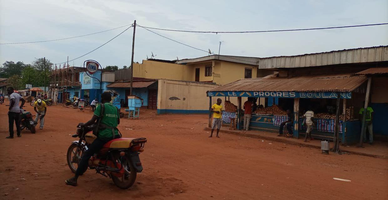 Berberati : Des habitants saluent la présence des FACA et des forces alliées