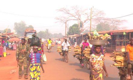 Accalmie à Bambari : La population et les humanitaires s'en réjouissent