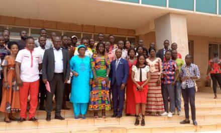 La jeunesse souhaite plus d'implication dans le processus de paix