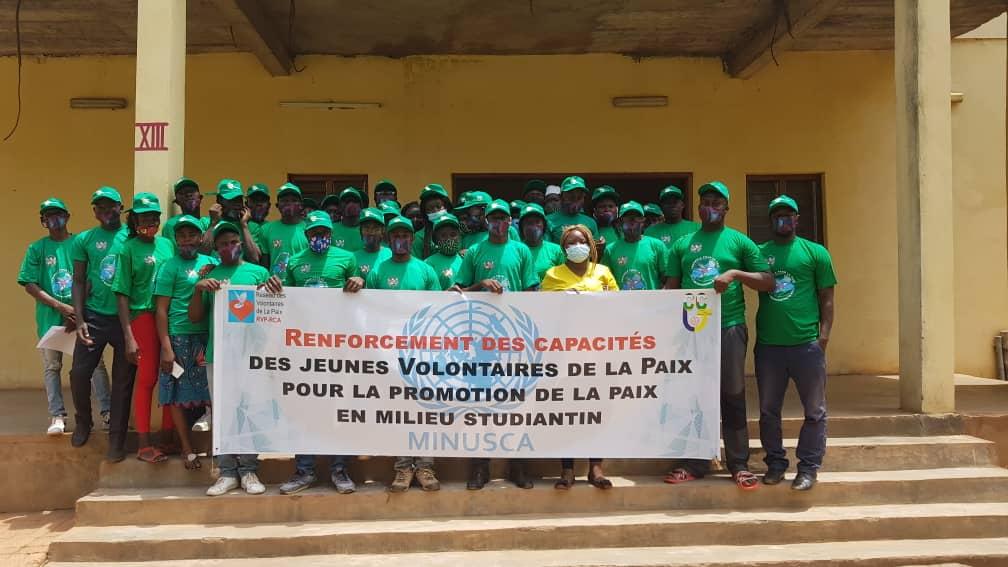 Le RVP-RCA à la recherche de la paix en Centrafrique!