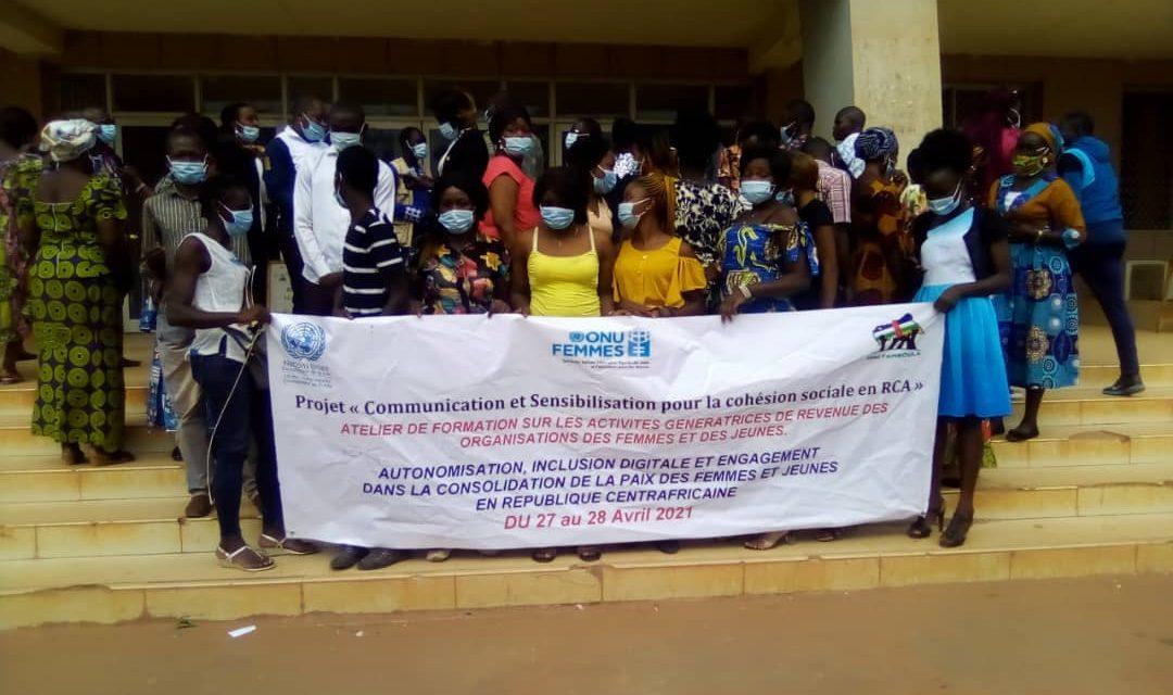 L'ONG Tomboula renforce la capacité des associations féminines en AGR