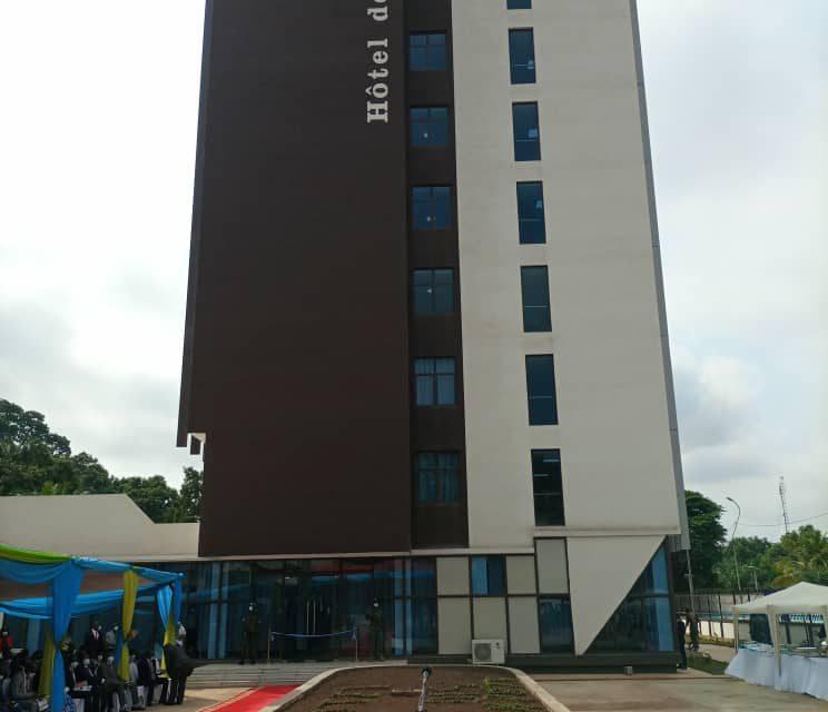 Centrafrique : Un bâtiment moderne pour abriter les services d'impôts