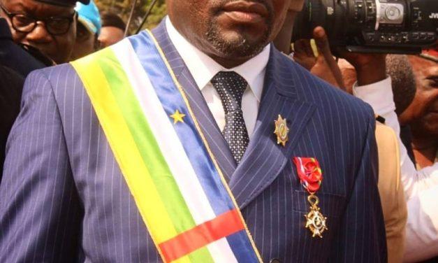 Centrafrique : Faux, le député Aurélien Simplice Zingas n'est pas en fuite