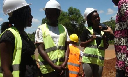 Centrafrique : Jeunes dans les travaux de la fibre optique, quel impact pour leur vie ?