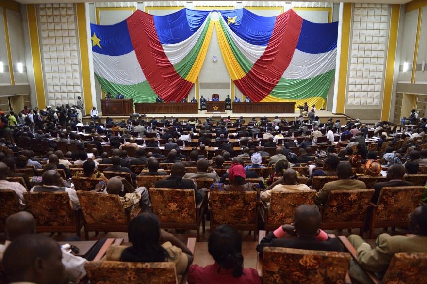 Centrafrique : Qui sont élus à la tête des commissions parlementaires ?