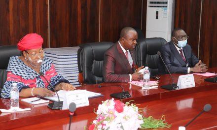 Centrafrique: Touadera rencontre les anciens  chefs d'Etat