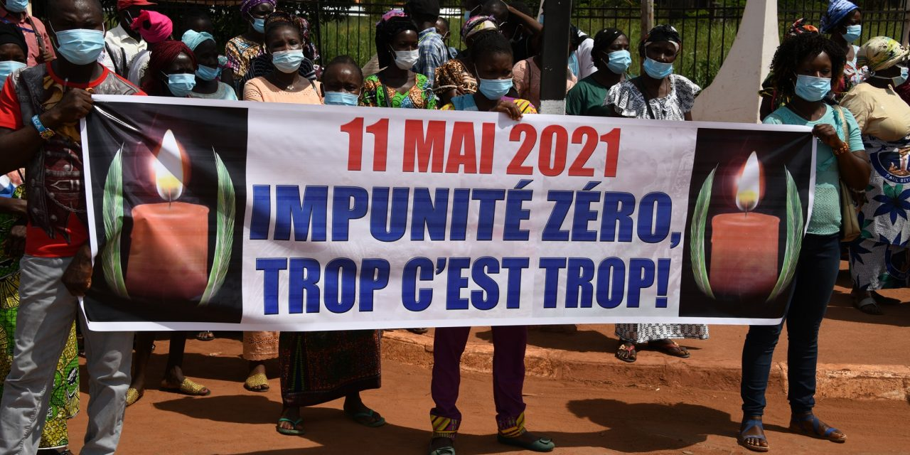 Vers la mise en place d'un cadre de réparation des victimes en Centrafrique