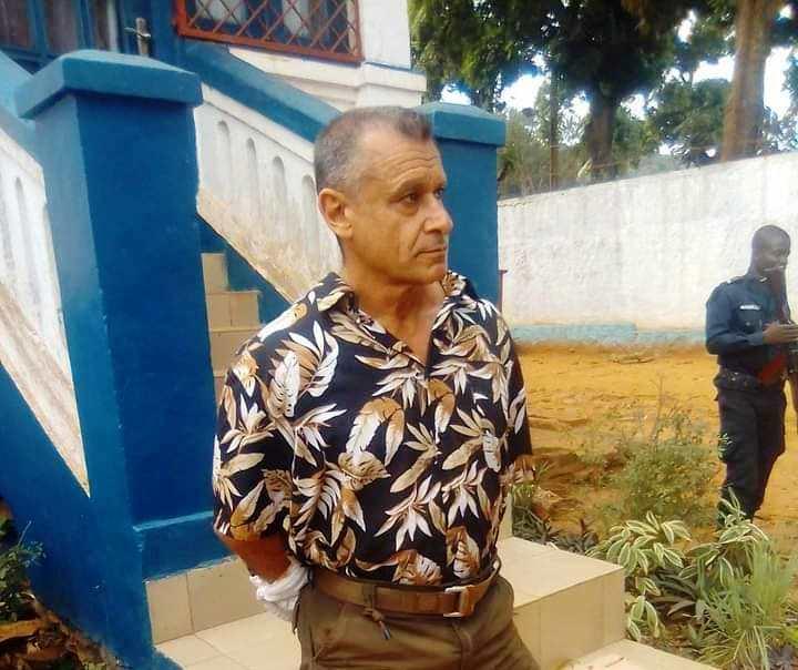 Centrafrique : Juan Rémy Quignolot poursuivi pour 5 chefs d'accusations