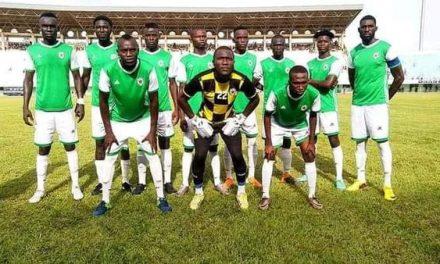 Football : la ville de Berberati accueille le Play-off en vue du champion national