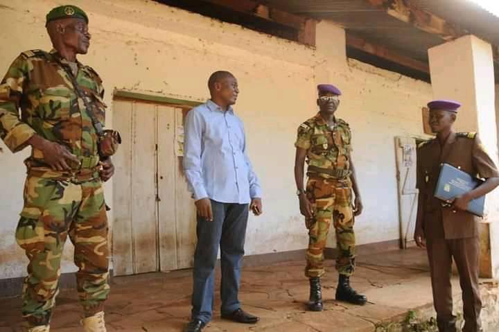 Centrafrique : A Mobaye, les services de l'Etat en place et  le  réseau Orange opérationnel