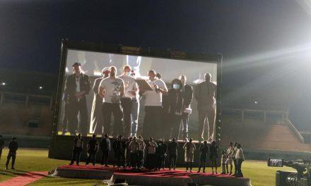 Premières projections à Bangui du film centrafricano-russe « Touriste »