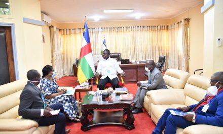 L'évaluation des risques de blanchiment des capitaux et  financement du terrorisme en Centrafrique
