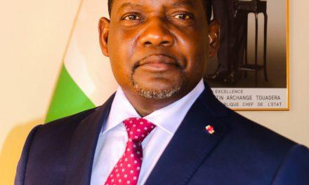 Centrafrique : Le PM Firmin Ngrebada en phase de reconduction ?
